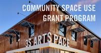 3S Artspace calls to area non-profits to participate in Community Space Use Grant Program!