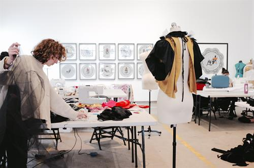 Project Upcycle sustainable fashion design competition