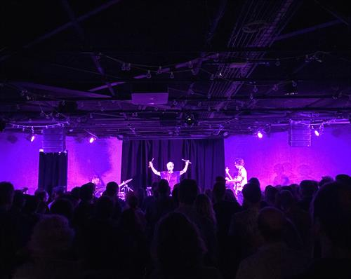 Tune-Yards at 3S Artspace