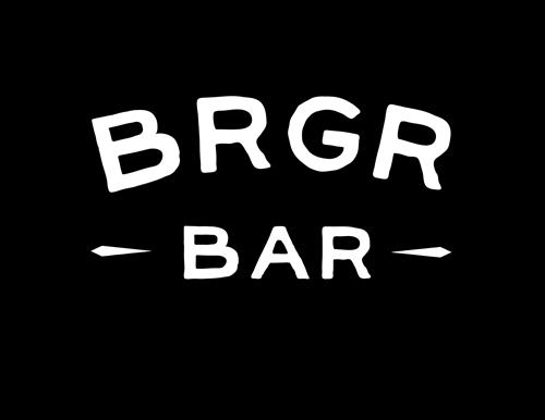 Welcome to BRGR BAR