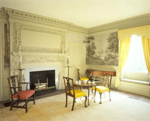 Parlor, Governor John Langdon House