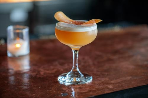 The Carriage House cocktail