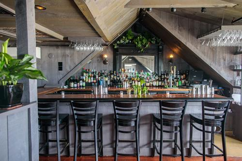 The Carriage House bar
