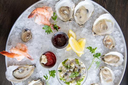 The Carriage House oysters
