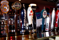 An amazing selection of beers on tap as well as your favorite cocktails are waiting