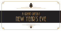 A Great Gatsby New Year's Eve at Moxy