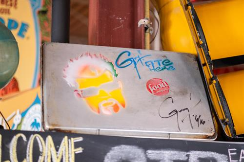 Diners Drive ins and Dives visits Street in Portsmouth NH