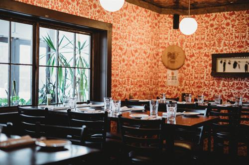 Private dining at Vida Cantina