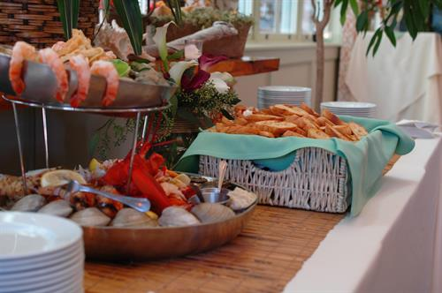 Buffets for our private events