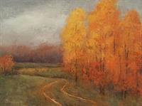 Beyond the Studio -- NH Art Association' plein air exhibition at Levy Gallery
