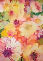 Springtime Blossoms Watercolor Workshop March 22 at NHAA