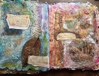 """""""Roots to Blossoms: Learning and Discovery through Storytelling and Creative Practice"""" at New Hampshire Art Association"""