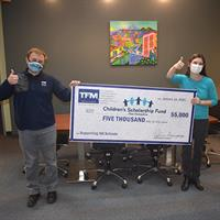 TFMoran helps NH Children stay in school during the pandemic