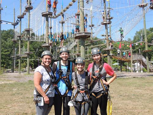 Adventure Zip Tours at Take Flight
