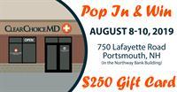 Pop In & Win Summer Giveaway