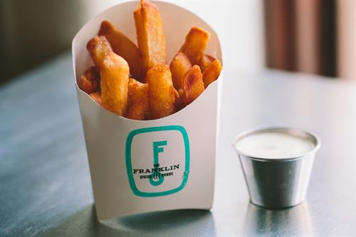 French Fries at The Franklin