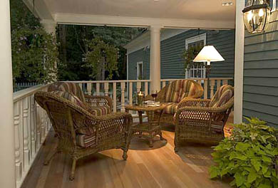 Harbor Crest Porch