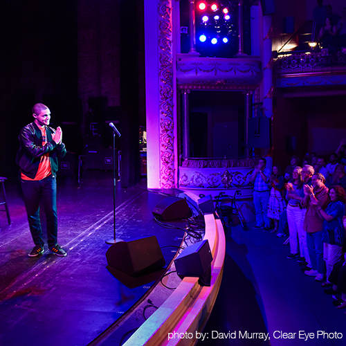 Trevor Noah at The Music Hall's Historic Theater