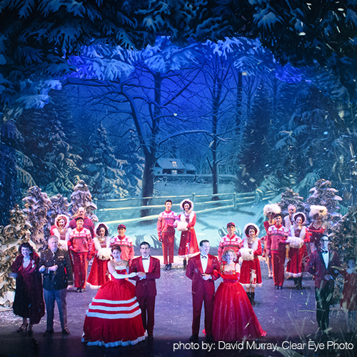 The Ogunquit Playhouse Production of Irving Berlin's White Christmas
