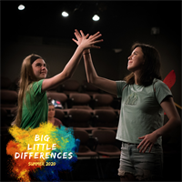 Big Little Differences: Summer Camps at NH Theatre Project!