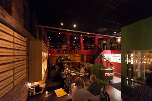 Moxy Interior - Clear Eye Photo