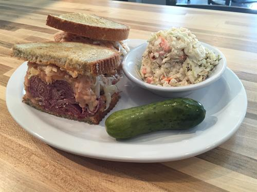 The Reuben!