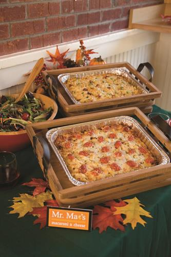Bring home a Hot and Ready Tray!