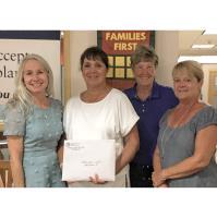 Abenaqui golfers give record-setting donation