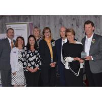 Cornerstone VNA Recognizes First Seacoast Bank with Annual Cornerstone Award