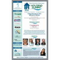 The Greater Seacoast Housing Summit meets Nov. 8, 8 to 10 a.m.