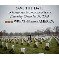 Albacore Park to participate in National Wreaths Across America Day