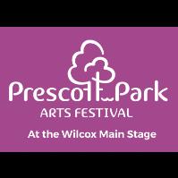 Suzanne Santo with Dwayne Haggins at Prescott Park on Sept. 10