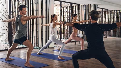 Lifestyle Fitness - Ocean Studio