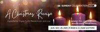 Sunday Celebration: A Christmas Recipe: Hope, Faith, Peace, Love, & Joy
