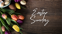 Easter Sunday Celebration: A Cross or a Stone?