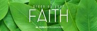 11:15AM Sunday Celebration: Green Up Your Faith!