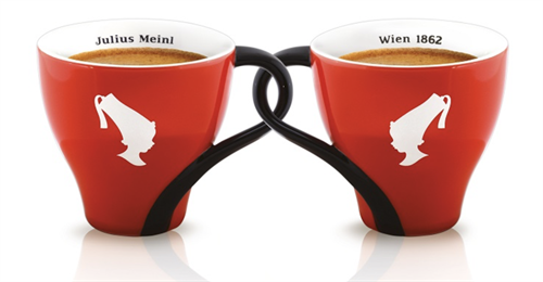Julius Meinl Coffee in Trend Ceramic Cups