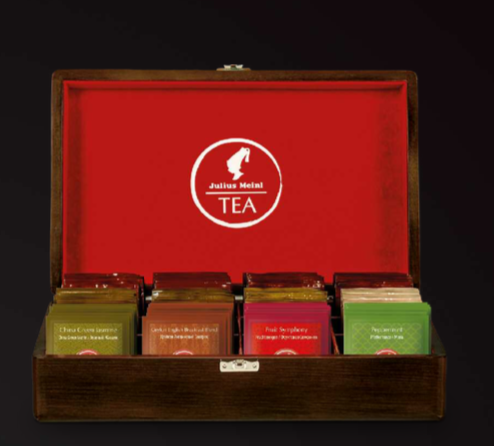 JM Hot Tea Selection