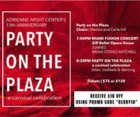 COME PARTY WITH A PURPOSE at THE ARSHT!