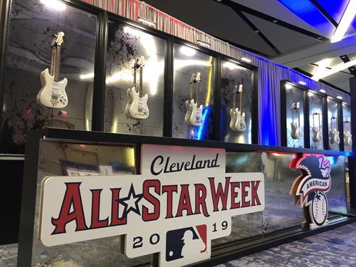 Major League Baseball All Star Week Hospitality
