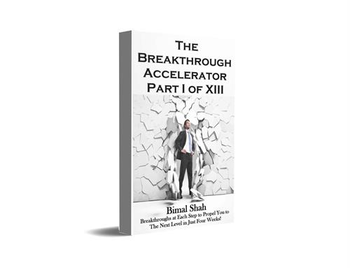 The Breakthrough Accelerator Book