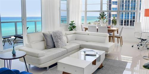Oceanfront Apartment