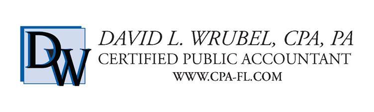 David L. Wrubel, CPA, PA