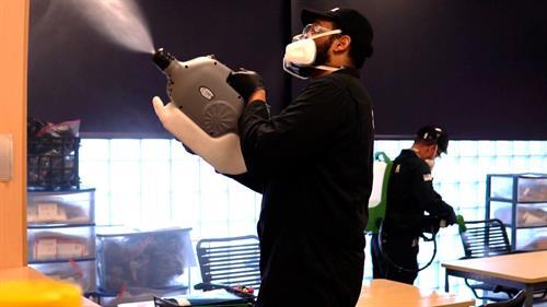 Clean Team - B.B.B.K. Disinfect