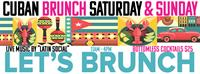 New Cuban Brunch @ Bella Cuba Restaurant - South Beach