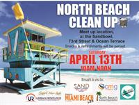 North Beach Clean Up