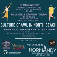 Culture Crawl Comes to North Beach!