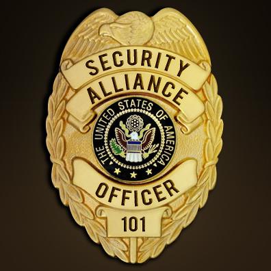 Security Alliance Badge
