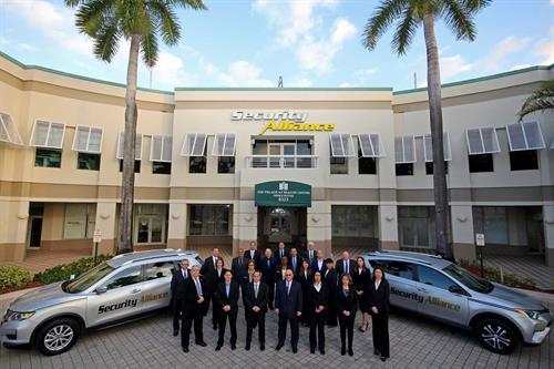 Security Alliance Staff