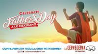 Father's day at La Cerveceria De Barrio